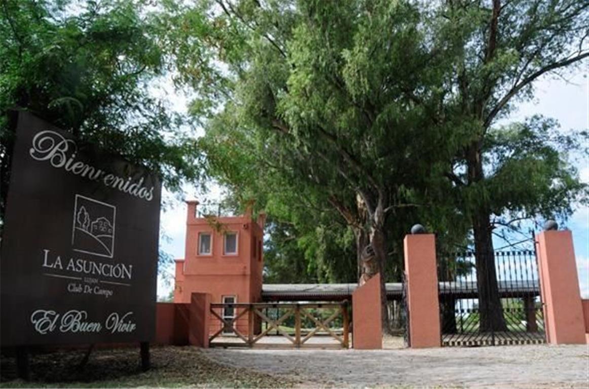 Foto Terreno en Venta en  Countries/B.Cerrado (Lujan),  Lujan  B° Cerrado La Asuncion