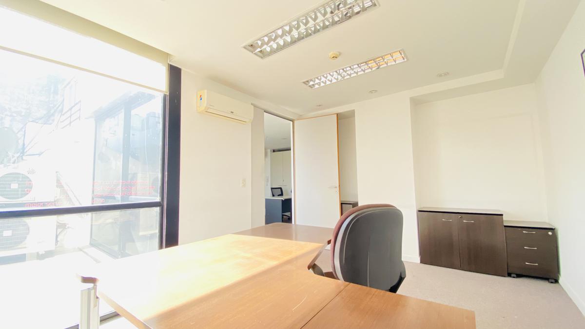 Foto Oficina en Alquiler en  Barrio Norte ,  Capital Federal  Paraná al 1000