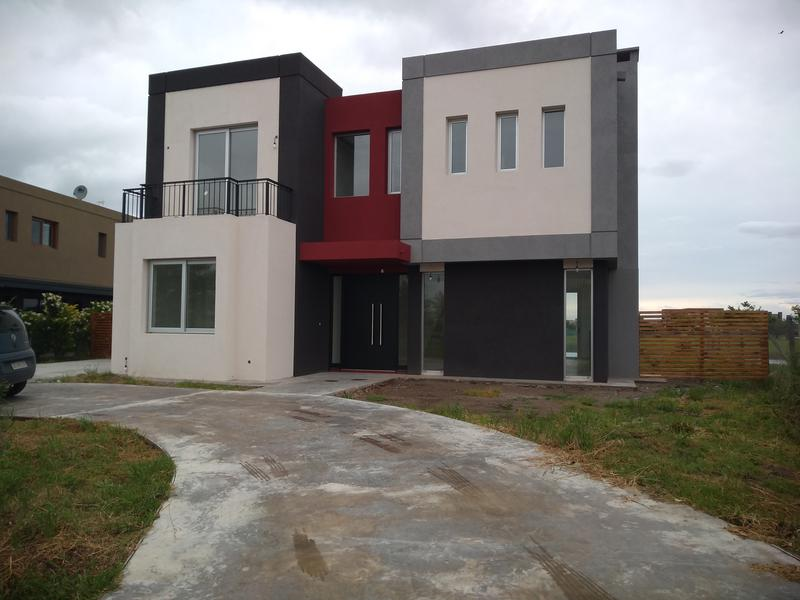 Foto Casa en Venta en  El Canton,  Countries/B.Cerrado (Escobar)  El Cantón Norte al 200