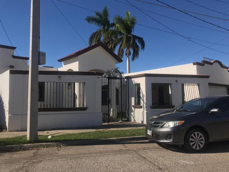 Foto Casa en Renta en  Centenario,  Hermosillo  Casa en Renta en Centenario al Poniente de Hermosillo Sonora