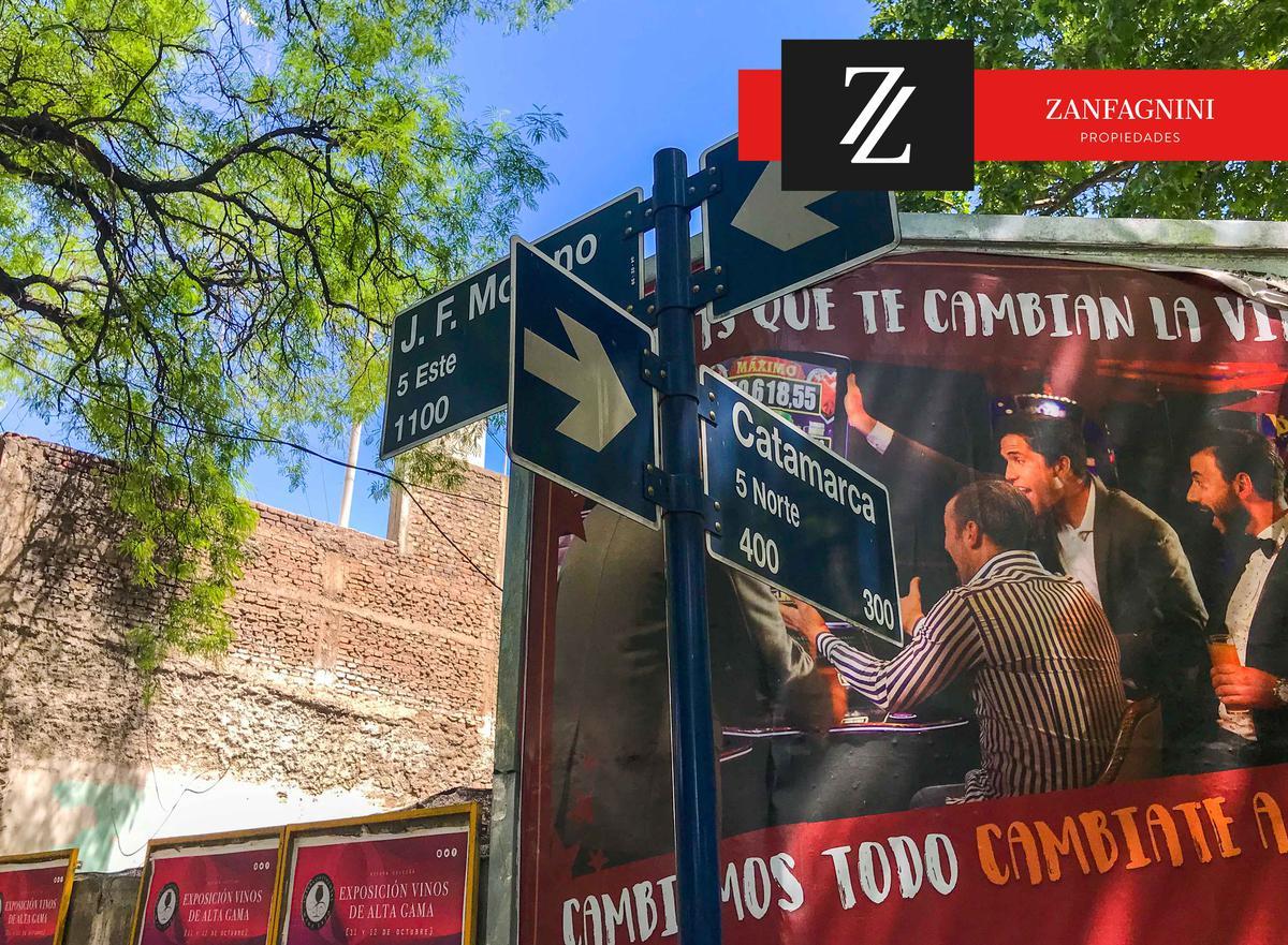 Foto Terreno en Venta en  Mendoza,  Capital  Mendoza