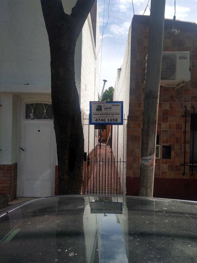 Foto PH en Venta en  S.Fer.-Vias/Libert.,  San Fernando  A Estrenar: PH 3 de febrero 2275 UF 4