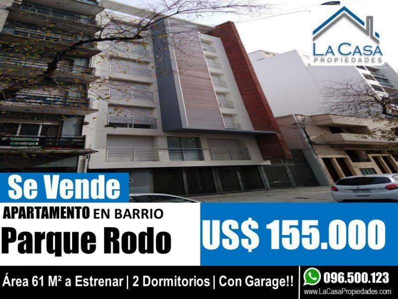 Foto Apartamento en Venta en  Parque Rodó ,  Montevideo  DE MARIA, DR PABLO 1200