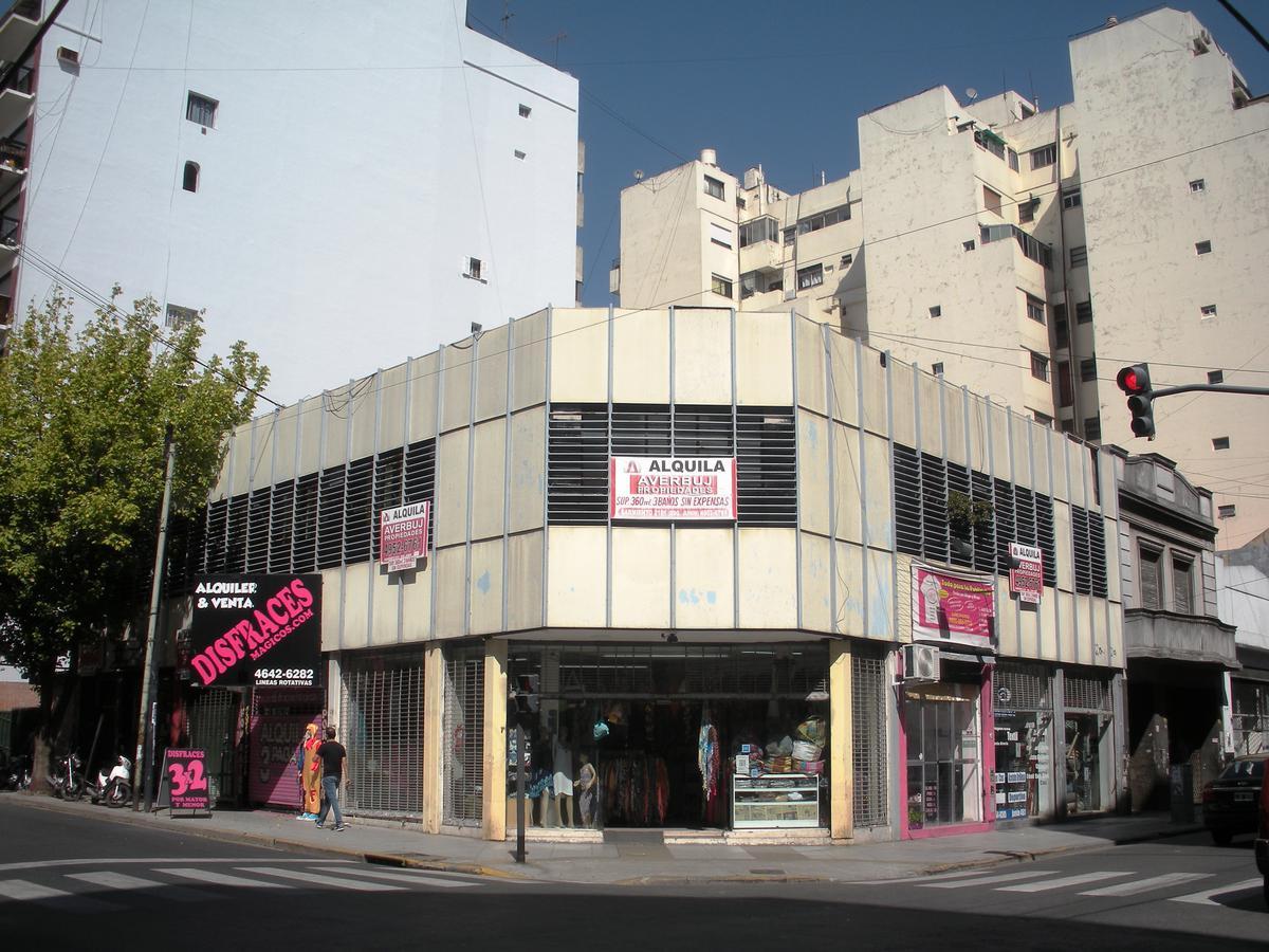Foto Oficina en Alquiler en  Once ,  Capital Federal  Lavalle esq Junín