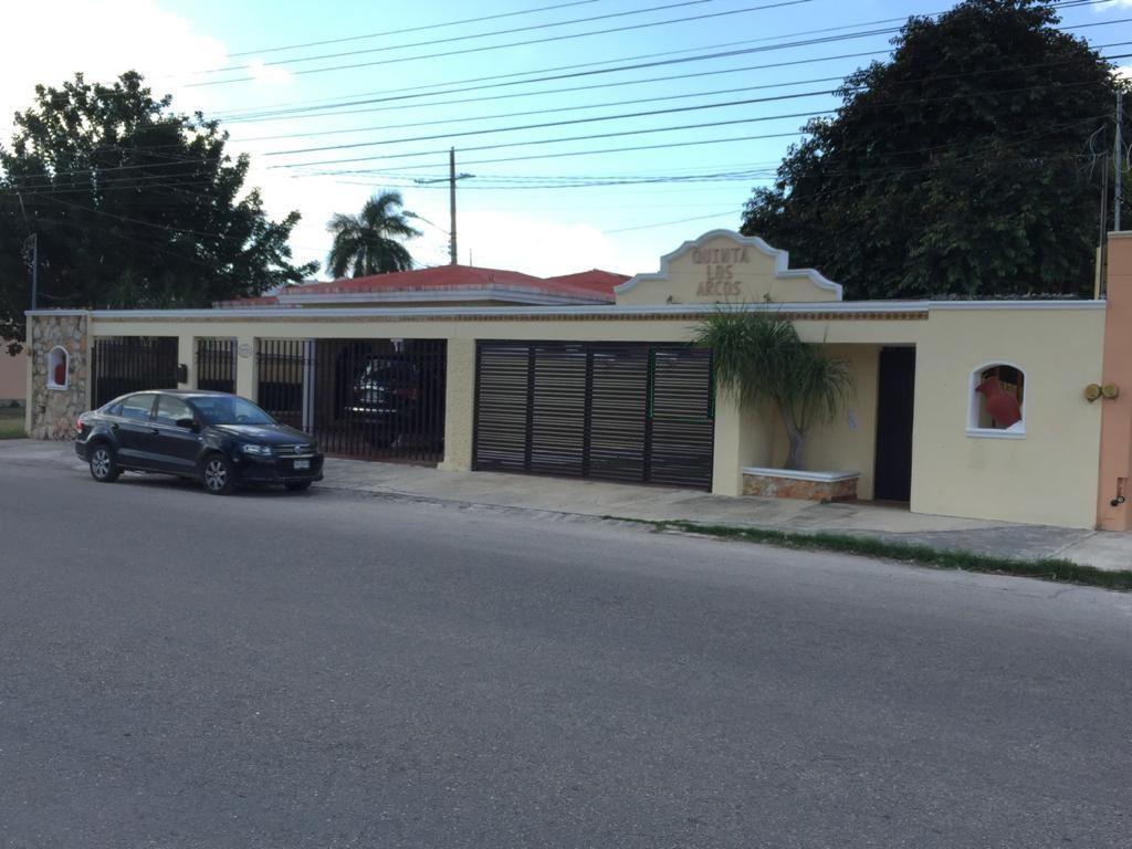Foto Casa en Renta en  San Pedro Cholul,  Mérida  Residencia en renta al Norte de Mérida-Una planta