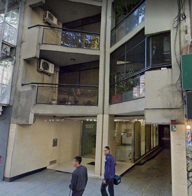 Foto Cochera en Alquiler en  Recoleta ,  Capital Federal  Rodriguez Peña al 1000