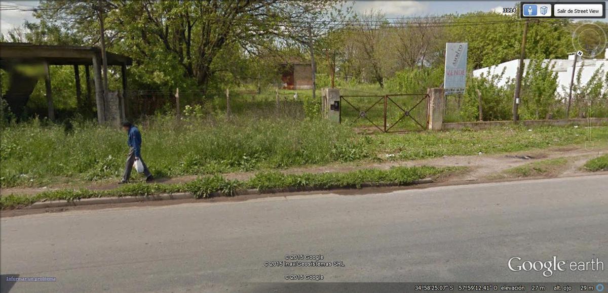 Foto Terreno en Venta en  La Plata ,  G.B.A. Zona Sur  66 entre al 100