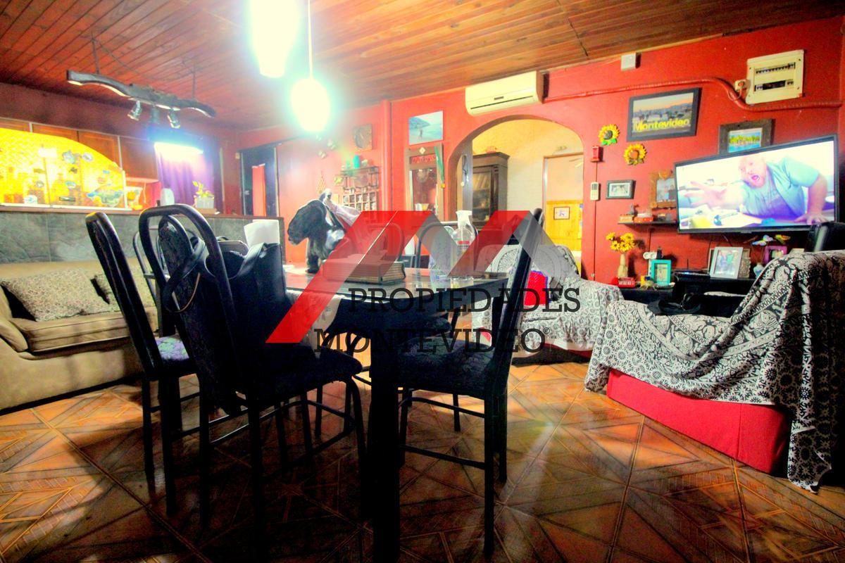Foto Casa en Venta en  La Blanqueada ,  Montevideo  La Blanqueada, Damaso Antonio Larrañaga al 3200