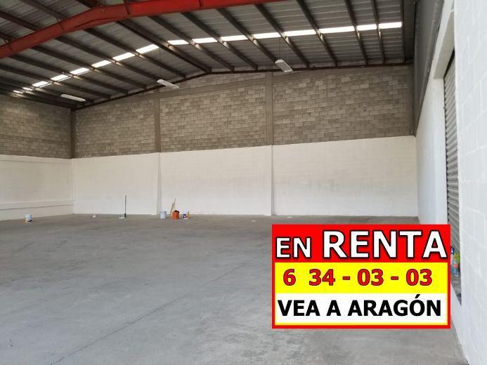 Foto Nave Industrial en Renta en  Parque Industrial La Mesa,  Tijuana   RENTAMOS BONITA BODEGA 500MTS²  EN PARQUE INDUSTRIAL EXCELENTE UBICACIÓN,