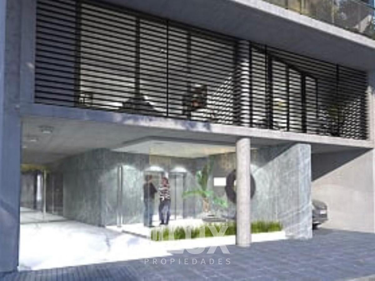 Cochera en venta en edificio en construcción Moreno 1900 frente parque - Abasto