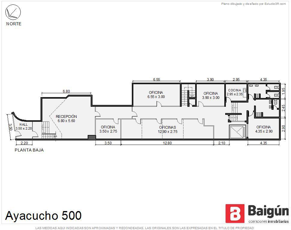 Foto Edificio Comercial en Venta en  Congreso ,  Capital Federal  Ayacucho al 500