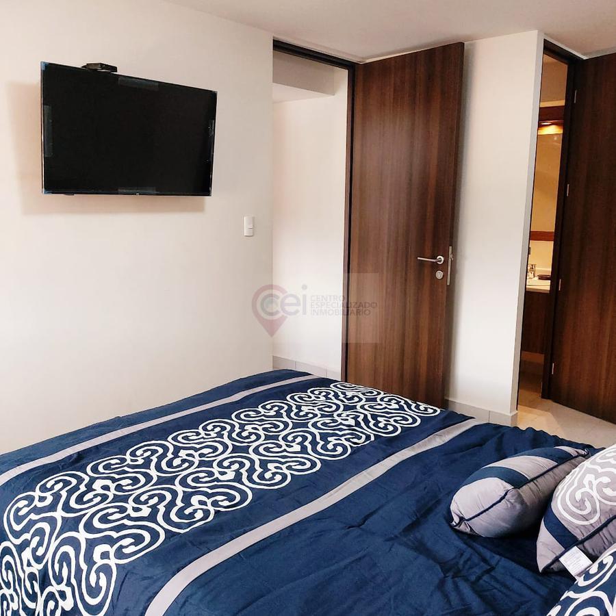 Foto Departamento en Renta en  Villa Olímpica,  Tegucigalpa  Apartamento Amoblado en Renta  en Ecovivienda 2, Tegucigalpa