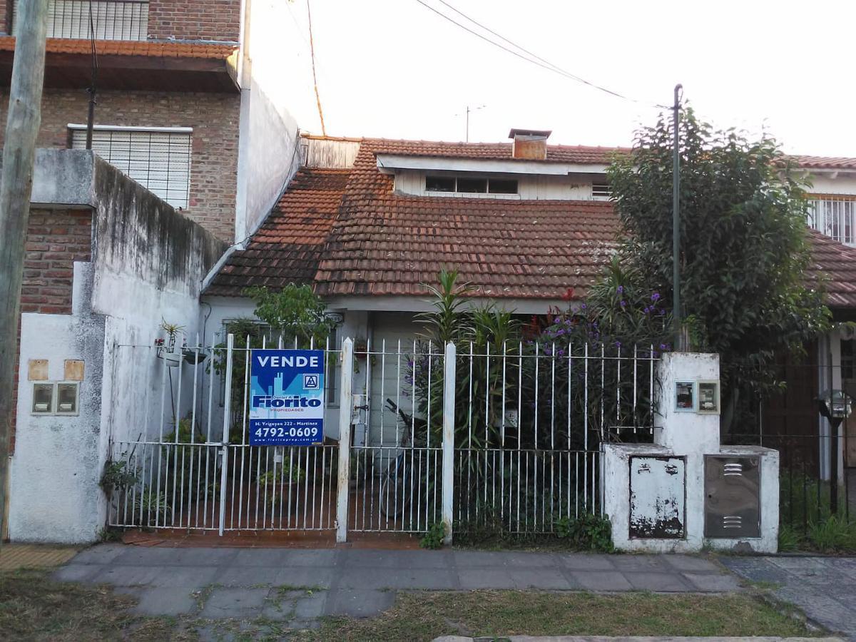 Foto Casa en Venta en  Mart.-B.Aleman,  Martinez  GRAL. HORNOS  al 2500