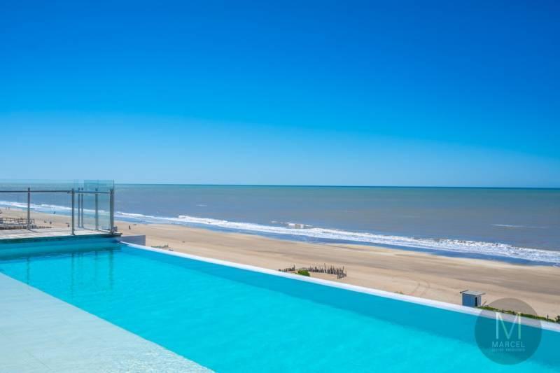 Foto Departamento en Venta en  Centro Playa,  Pinamar  De Las Acacias al 600 Unidad 3ºE