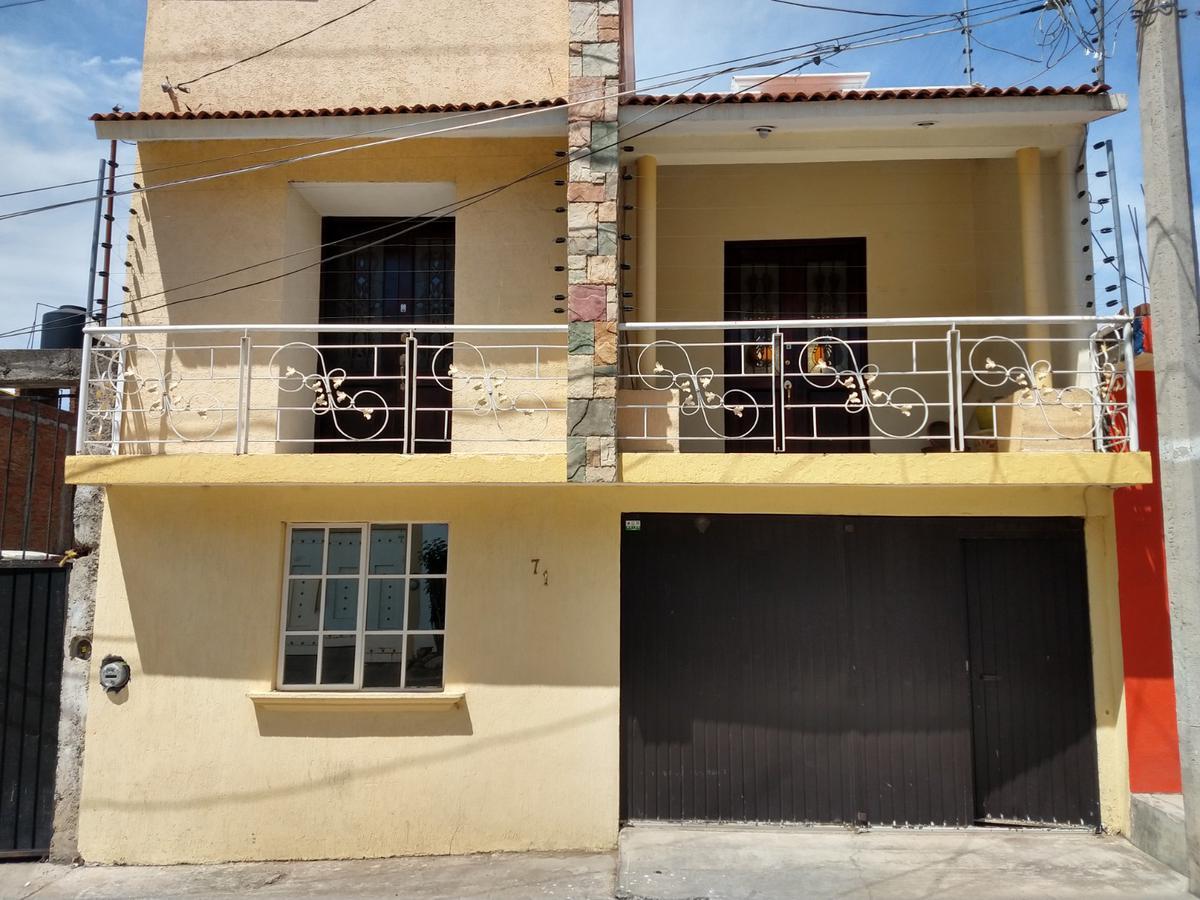 Foto Casa en Venta |  en  Buenos Aires,  Morelia  COL. BUENOS AIRES DEL SUR