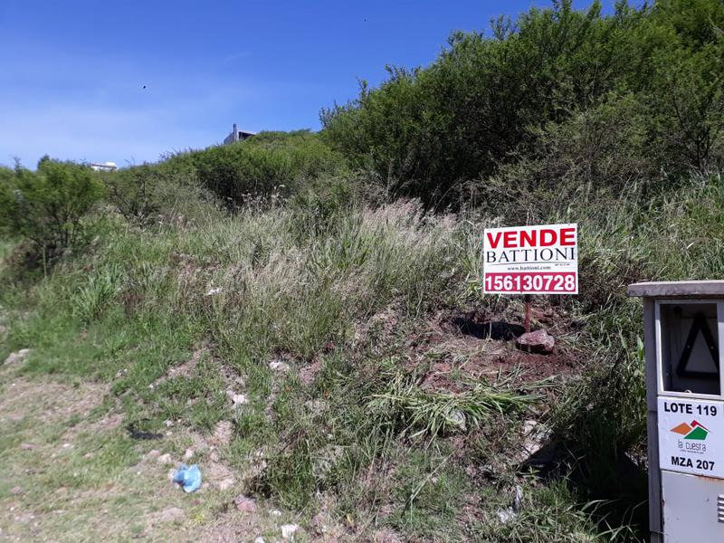 Foto Terreno en Venta en   La Cuesta,  La Calera  La Cuesta