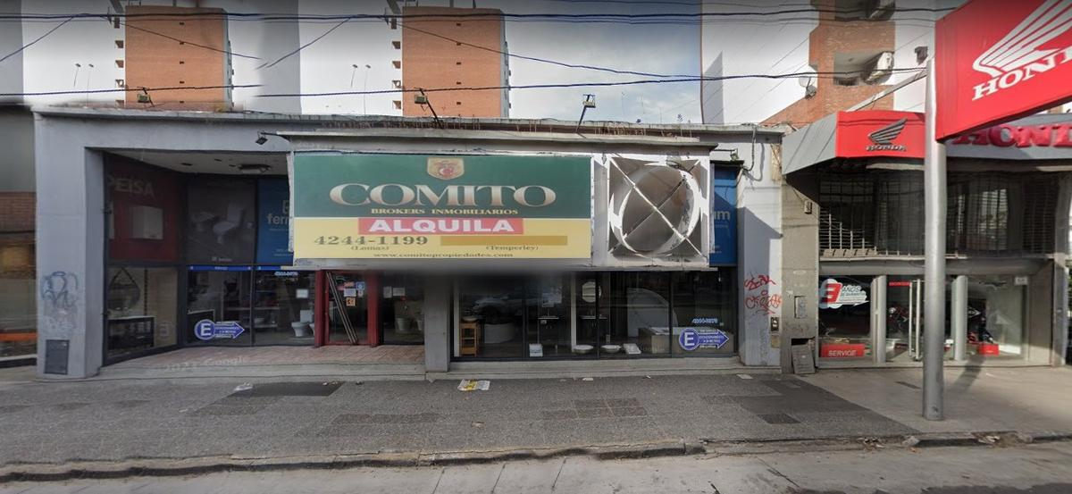 Foto Local en Alquiler en  Lomas de Zamora Oeste,  Lomas De Zamora  Hipólito Yrigoyen al 9200