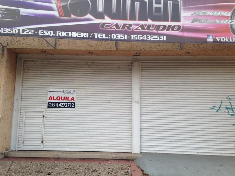 Foto Local en Venta en  Cordoba Capital ,  Cordoba  Complejo La Huertilla - Malagueño 1300