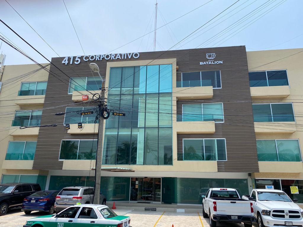 Foto Oficina en Renta en  Fraccionamiento Costa de Oro,  Boca del Río  Corporativo 415 - Costa de Oro, Boca del Río, Ver.