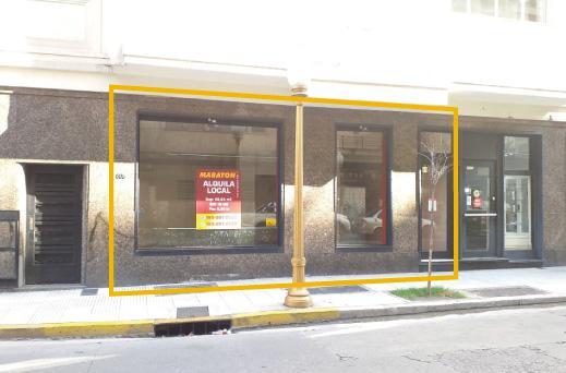 Foto Local en Alquiler en  Centro (Capital Federal) ,  Capital Federal  Juncal al 800