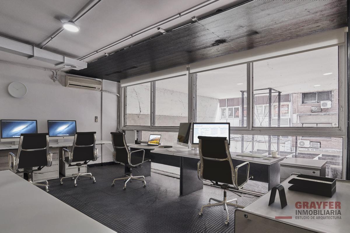 Foto Oficina en Venta en  San Nicolas,  Centro (Capital Federal)  FLORIDA al 600