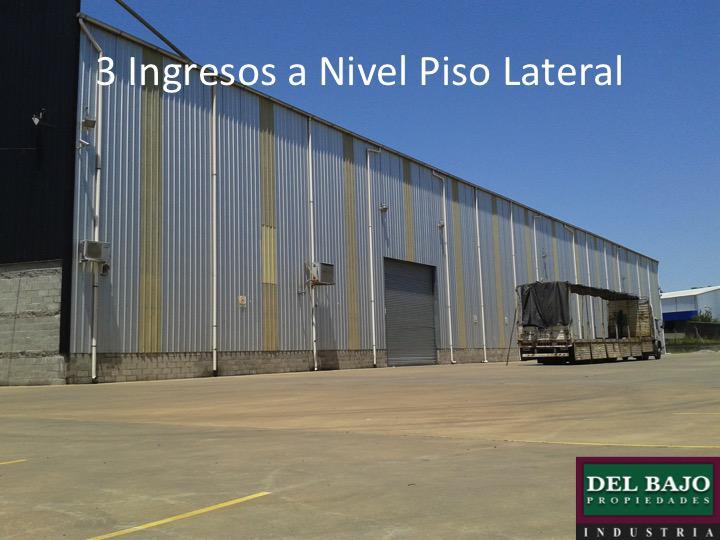 Foto Depósito en Venta en  El triangulo,  Malvinas Argentinas  Colectora Oeste Panamericana Ruta 9 km 36,5