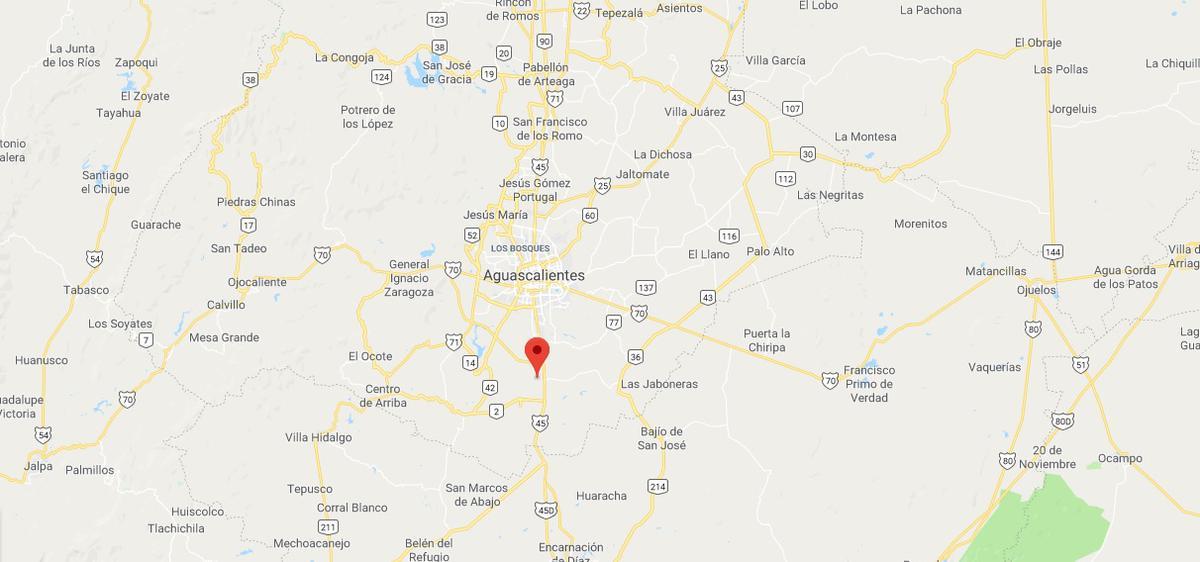 Foto Nave Industrial en Renta en  Aguascalientes ,  Aguascalientes  Aguascalientes