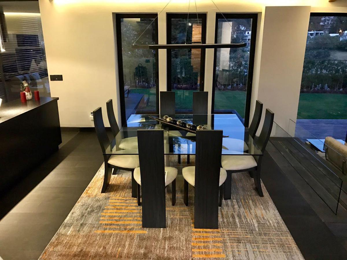 Foto Casa en condominio en Venta en  Club de Golf los Encinos,  Lerma  Casa Moderna