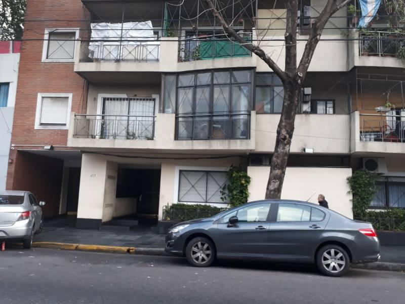 Foto Departamento en Venta en  Balvanera ,  Capital Federal  Rincon al 600