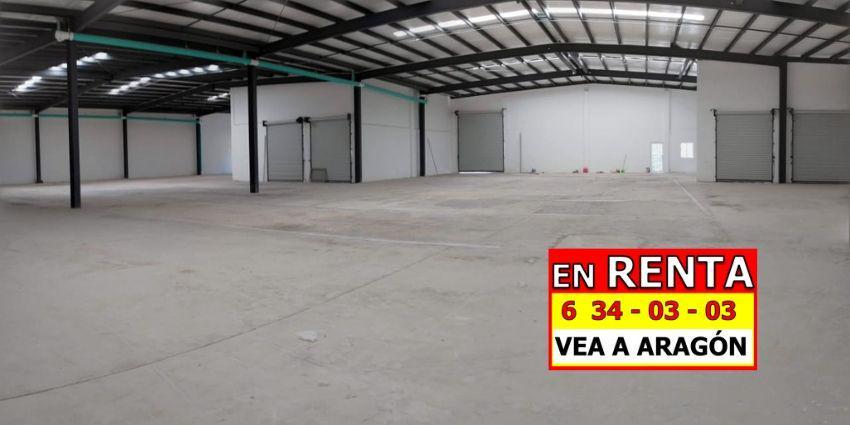 Foto Bodega Industrial en Renta en  Industrial Pacífico,  Tijuana  RENTAMOS EXCELENTE BODEGA 1,500 MTS2 o 16,150 FT2