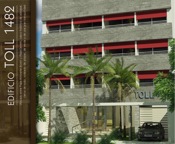 Foto Departamento en Venta en  Adrogue,  Almirante Brown  TOLL nº 1482, entre Plaza Cerretti y Plaza Brown