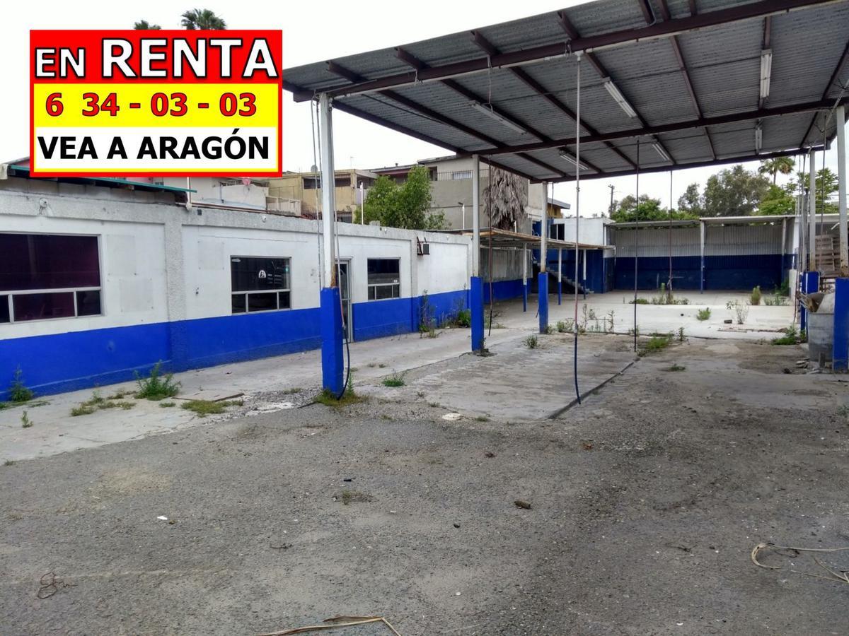 Foto Terreno en Renta en  Tijuana ,  Baja California Norte  Zona Centro Rentamos magnifico terreno 670 m² en zona centro  c6