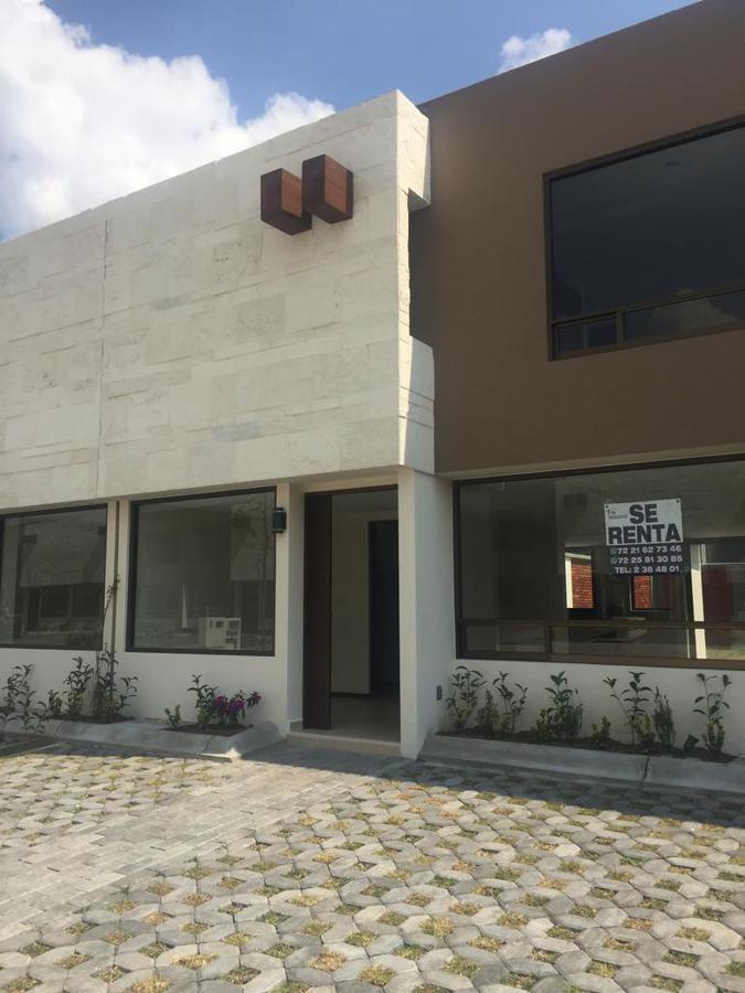 Foto Casa en condominio en Renta | Venta en  San Andrés Ocotlán,  Calimaya  Casa en RENTA/ VENTA, Lomas Virreyes, Calimaya, Estado de México