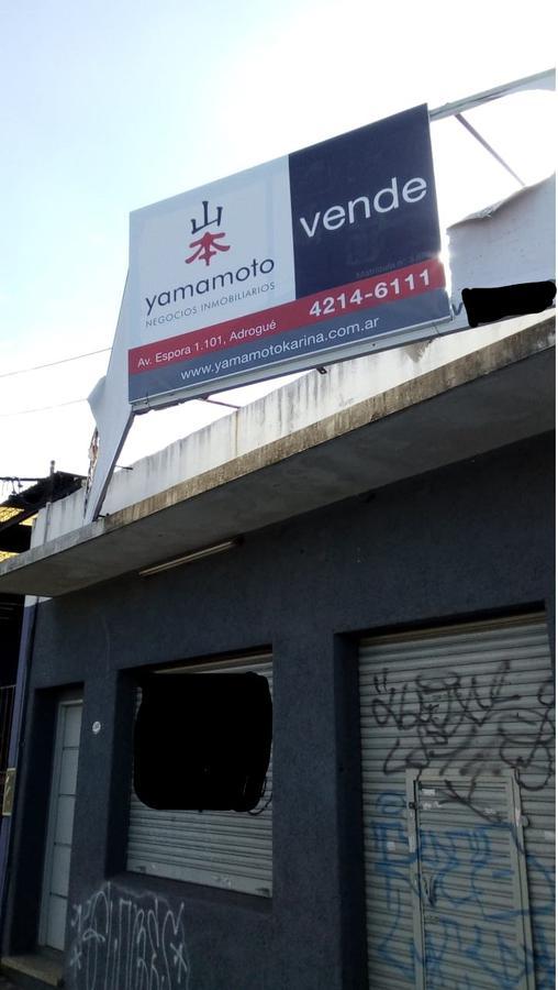 Foto Local en Venta en  Adrogue,  Almirante Brown  Avenida Hipolito Irigoyen 12666