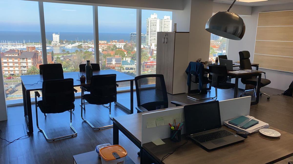 Foto Oficina en Venta en  Pocitos Nuevo ,  Montevideo  Dr. Luis A. de Herrera WTC Torre 4
