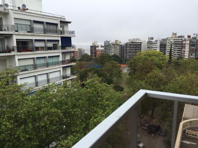 Foto Departamento en Alquiler en  Punta Carretas ,  Montevideo  LAS MEJORES TERMINACIONES FRENTE AL PARQUE