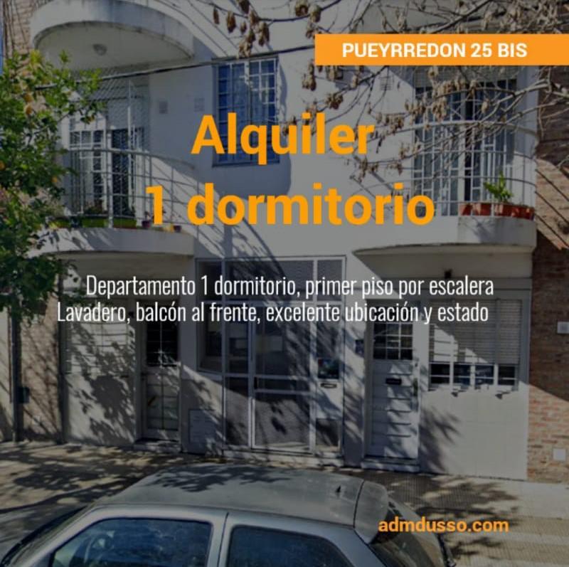Foto Departamento en Alquiler en  Pichincha,  Rosario  pueyrredón bis 25