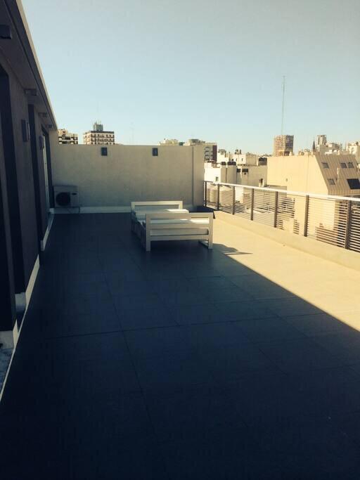 Foto Departamento en Alquiler temporario en  Palermo ,  Capital Federal  SOLER al 3800