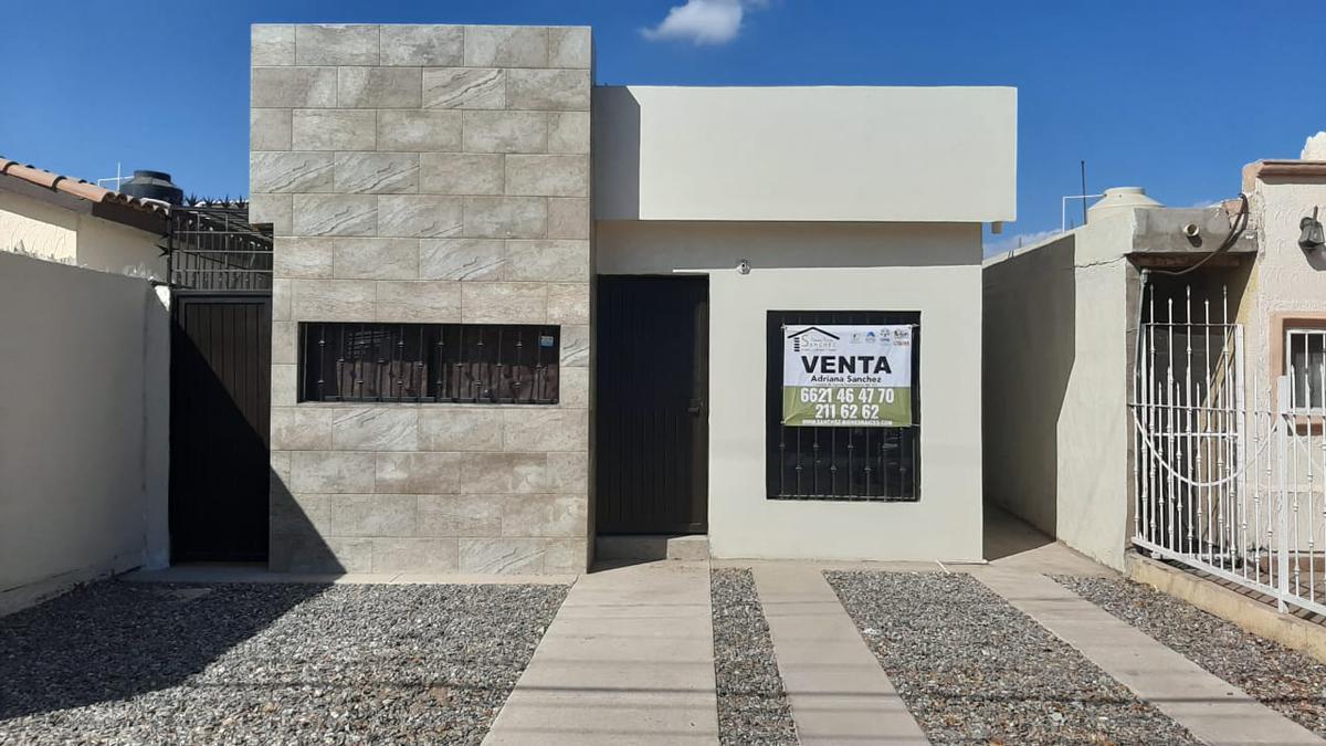 Foto Casa en Venta en  Sonacer,  Hermosillo  CASA EN VENTA EN HERMOSILLO EN  SONACER AL NORPONIENTE