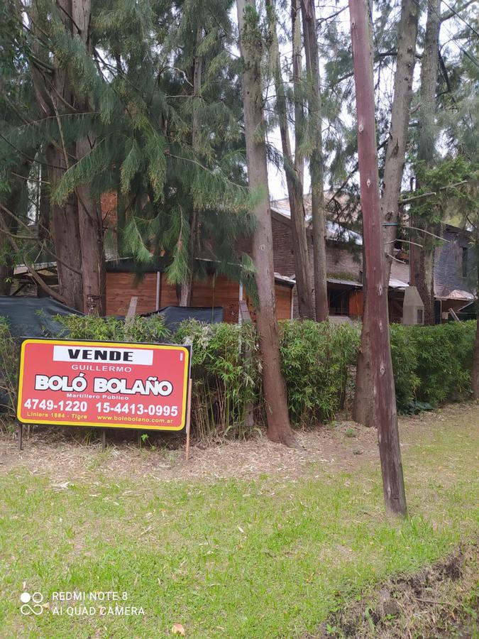 Foto Casa en Venta en  Tigre ,  G.B.A. Zona Norte  Toscanini y Ayacucho