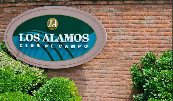 Foto Terreno en Venta en  Los Alamos Club de Campo,  Ibarlucea  Los Alamos