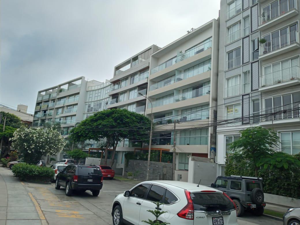 Foto Departamento en Alquiler en  Barranco,  Lima  Calle Las Mimosas
