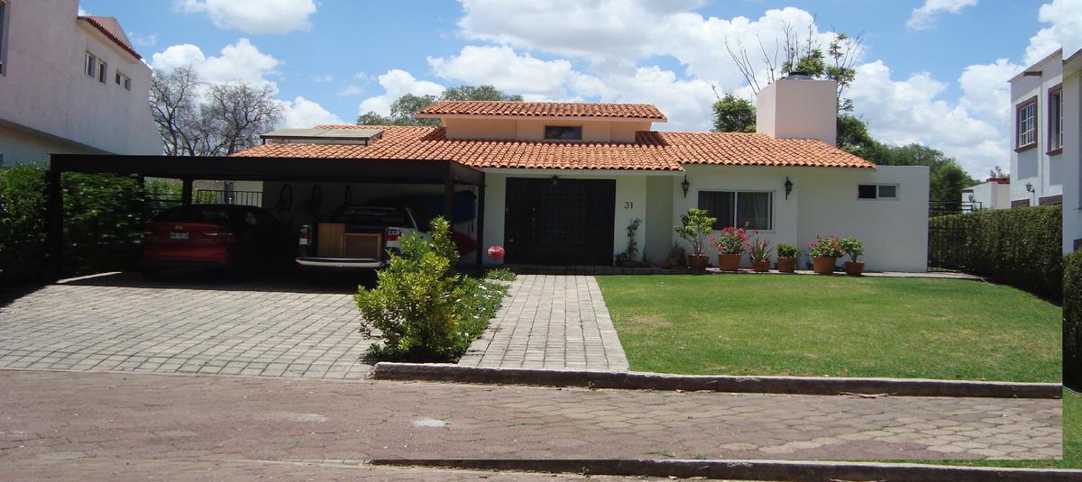 Foto Casa en Venta en  Club de golf San Gil,  San Juan del Río  CASA EN VENTA EN SAN JUAN DEL RIO QUERETARO