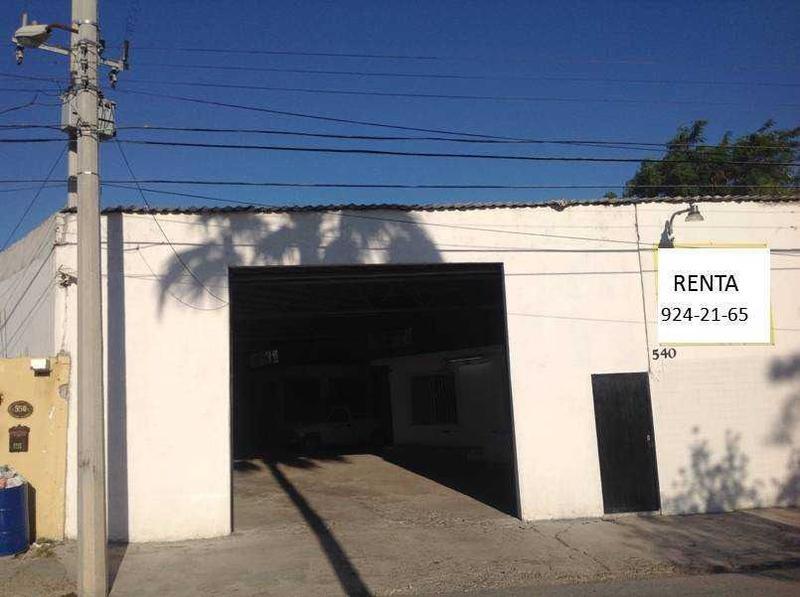 Foto Bodega Industrial en Renta en  Cumbres,  Reynosa  Cumbres