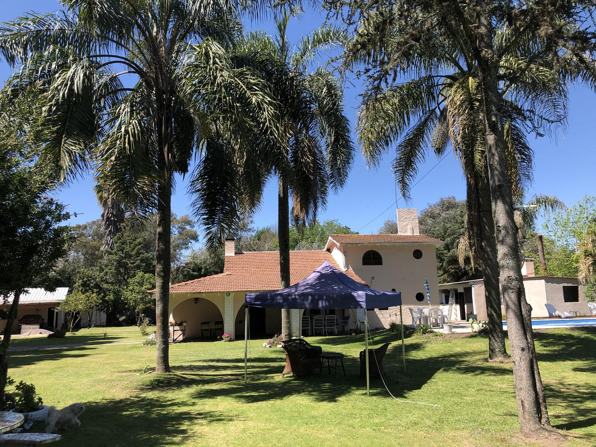 Foto Casa en Alquiler temporario en  Parada Robles,  Exaltacion De La Cruz  Casa Quinta en Exaltacion de la Cruz