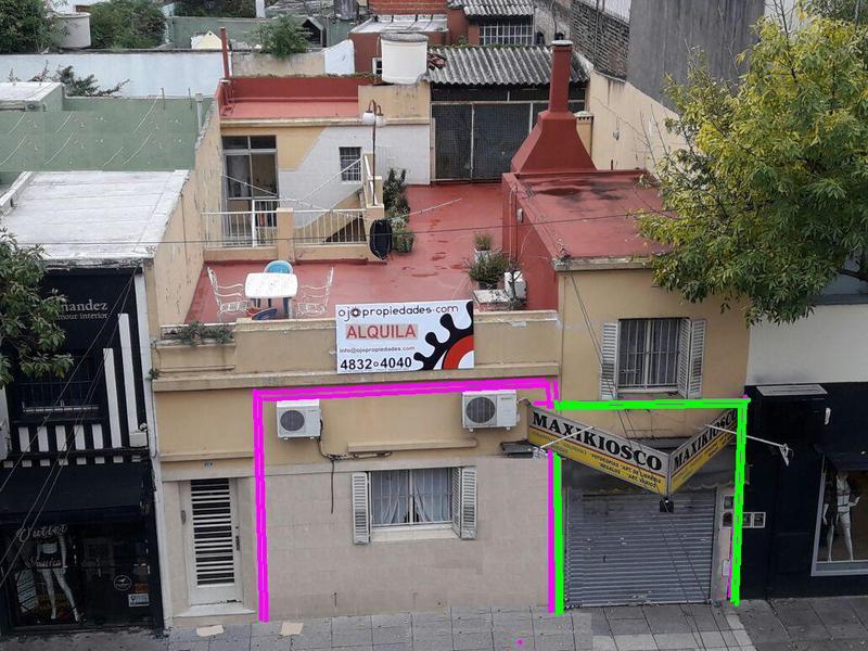 Foto Local en Alquiler en  Palermo Soho,  Palermo  alquiler uso comercial - GORRITI al 4900