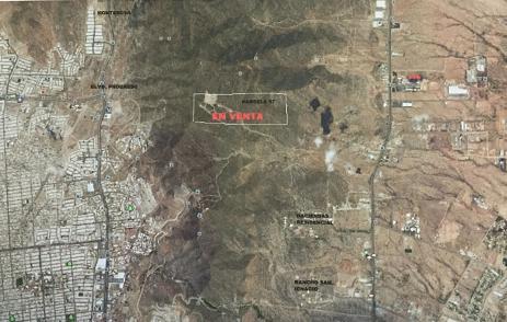 Foto Terreno en Venta en  Monterosa Residencial,  Hermosillo  Terreno en venta en Blvd. Morelos en Hermosillo, Sonora