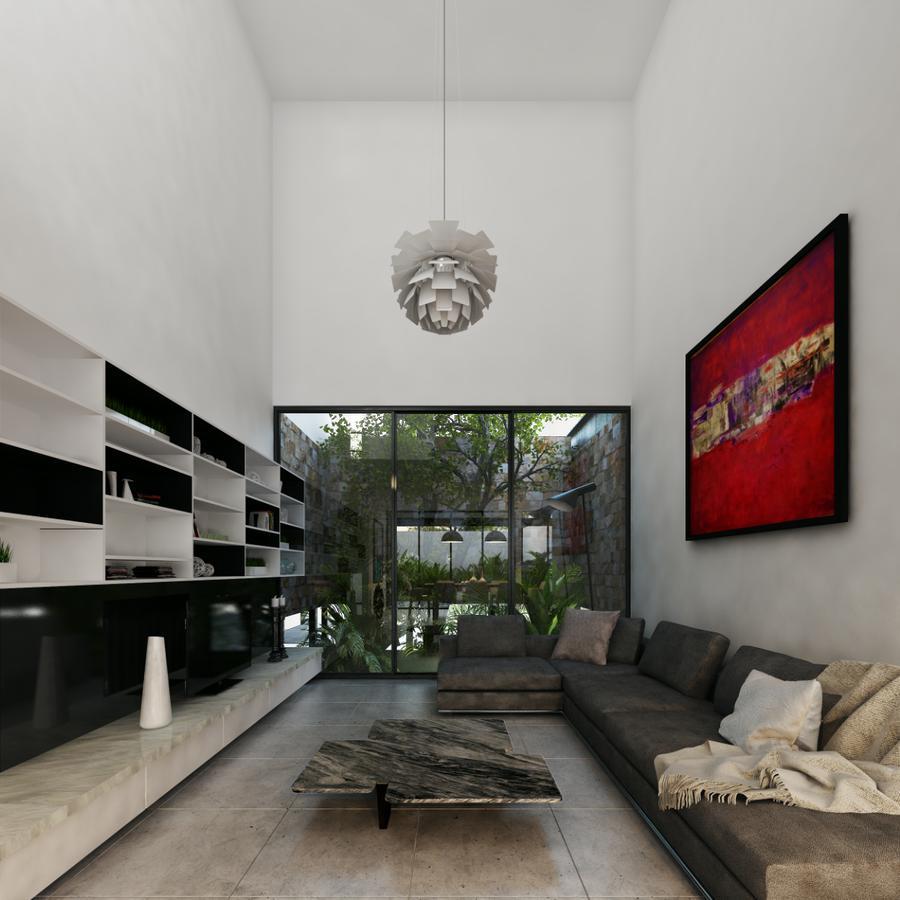 Foto Casa en Venta en  Santa Gertrudis Copo,  Mérida  Bellas residencias nuevas en Privada 3 modelos a elegir