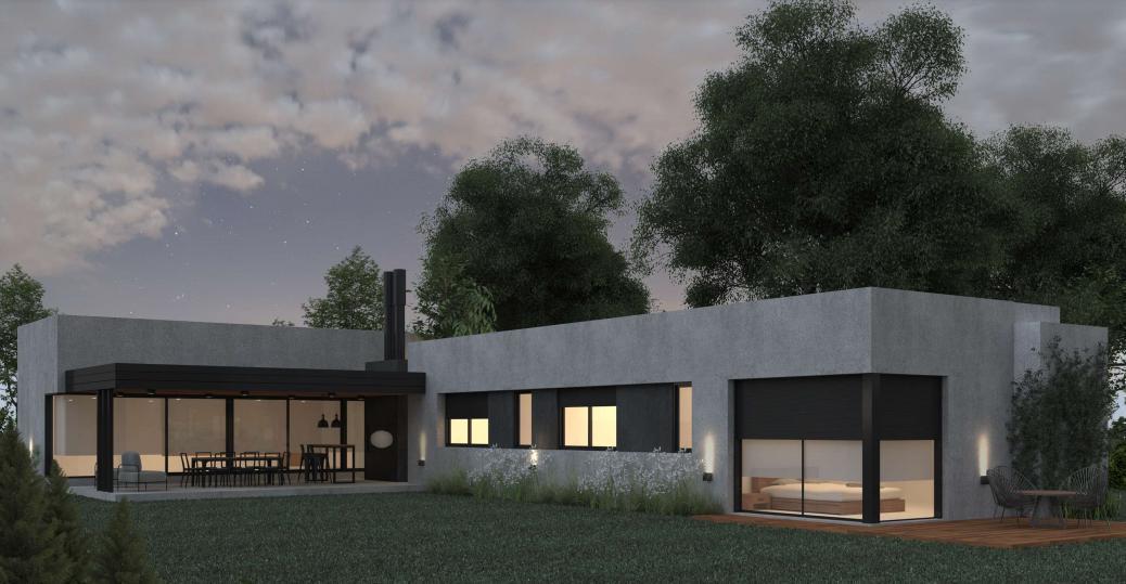 Foto Casa en Venta en  La Rinconada,  Ibarlucea  La Rinconada - 3 dormitorios