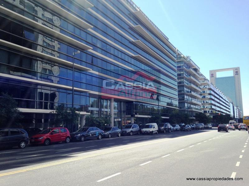 Foto Oficina en Alquiler en  Puerto Madero,  Centro (Capital Federal)  JUANA MANSO 555